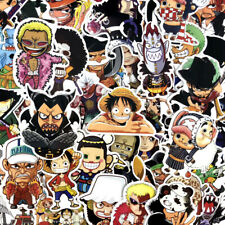 60 - ONE PIECE STICKERS ANIME JAPAN - DECALS STICKER BOMBING PACK