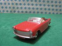 Vintage  -  SIMCA OCEANE Cabriolet     - 1/43  Solido  Ref. 110  nueva