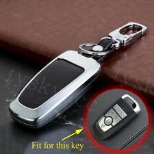 Key Case Fob Holder Bag Shell Cover For Ford Fusion Mondeo 2017-2018 Accessories