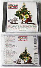BESCHERUNG A LA CARTE Rare Weihnachtssongs - Chipmunks,... Polyphon CD TOP