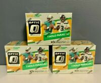 2020 Panini Donruss Optic NFL Football Blaster Box - In Hand - 1 Box 24 Cards