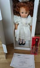 1993 Gotz Angelica Doll With Violin