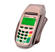 Ingenico i5100 Dual Comm Credit Card Terminal EMV/SmartCard Reader & Power Cord