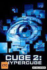 Cube 2 - Hypercube (DVD, 2004)*R4*Terrific Condition*