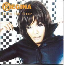 CD SINGLE 2 TITRES--REGINA--UP ON THE FLOOR--1998