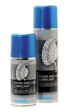 Lubricante cadena Shimano aerosol de 200 ml