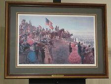 Mort Kunstler - The Grand Review - Collectible Civil War Print