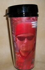 Nascar Dale Earnhardt Jr. #8 Insulated Travel Mug With Snap On Sipper Lid, New!