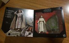 Luke Skywalker on Ahch-To Island Black Series
