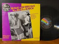 Wardell Gray & Dexter Gordon - The Chase And The Steeplechase Chico Hamilton VG+