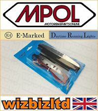 BSA 596 M34-12 1933-1936 Motorcycle [E-Marked] [Day Time Running Light] DRL