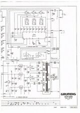 Grundig Service Schaltplan für SCF 6200