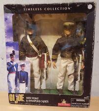 "Gi Joe West Point & Annapolis Cadets FAO Schwarz 2001 12"" Action Figure 1/6"