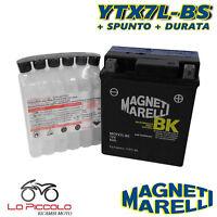 BATTERIA MAGNETI MARELLI YTX7L-BS SIGILLATA MALAGUTI Blog IE 160 2009 2010