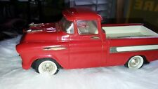 """VINTAGE RARE RED CHEVY PICK UP TRUCK 9"""" NOVELTY TELEPHONE PHONE WORKS"""