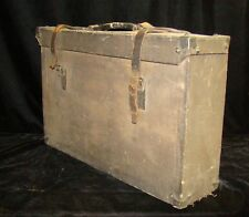 Antique 1800.s Glass Negative Holder Case