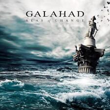 GALAHAD - SEAS OF CHANGE 2018 SEALED DIGIPAK + BONUS TRACKS