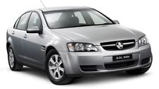 Holden Commodore Omega  SEDAN  Boot  LIP SPOILER
