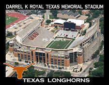 Texas Longhorns - DARREL ROYAL STADIUM - Flexible Fridge Magnet