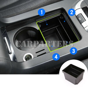 For Land Rover Discovery Sport Inner Console Cup Holder Storage Box 2015-2019