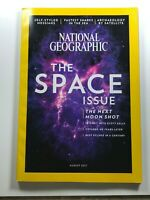 National Geographic  The Space Issue August 2017