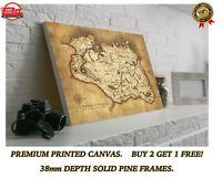 Skyrim The Elder Scrolls Large Poster Art Print Gift A0 A1 A2 A3 A4 Maxi