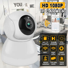 WIFI 1080P ONVIF P2P Outdoor Wireless I R Cut Security IP Camera Night Vision US