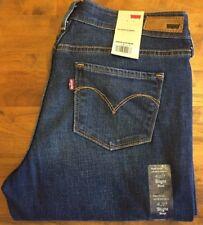 LEVI'S CURVE ID SLIGHT CURVE CLASSIC BOOT CUT LEG Jeans - Women's 4 Long NWT
