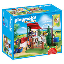 Playmobil Country Horse Grooming Station 6929 NEW