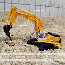 1/87 Tracked Broken Machine Construction Equipment Die Cast Model Truck 1:87 KDW