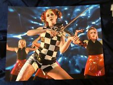 Lindsey Stirling signed Autographed 11x14 Photo  w/COA