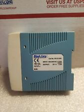 Altech Ps S1005 Din Rail Power Supply Input 100 240vacusedsee Pics