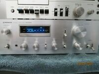 Pioneer SA 608 Stereo Amplifier