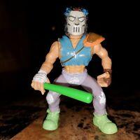 Vintage Casey Jones 1989 Teenage Mutant Ninja Turtles TMNT FAST SHIPPING!!