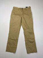 RALPH LAUREN Chino Trousers - W34 L32 - Beige - Great Condition - Men's