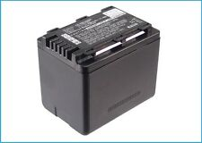 3.7V battery for Panasonic SDR-H85A, HC-V100, HC-V700, HDC-TM55K, HDC-SD60S, HDC