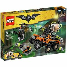 LEGO Bat Movie Bane's Toxic Truck Attack Playset 8+ Years - 70914
