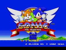 Sonic The Hedgehog 2 - Sega Genesis Game Only