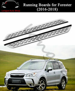 Running Board fits for Subaru Forester 2016-2018 Side Step Nerf Bar Protector