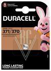 Duracell Uhrenbatterie 371/370 SR69 SR920 SG6 LR69, 1er Pack