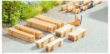 NOCH N 14628 Laser-Cut minis Boards Stack, 8 Stack with holzbrettern NIP