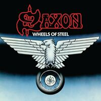 SAXON - WHEELS OF STEEL    CD NEW!