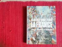 """Livre d'Histoire """"Il était une fois la France"""" - Vingt siècles d'histoire"""