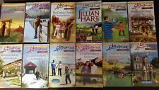 Steeple Hill Love Inspired Inspirational Romance Novels Large Print 2011