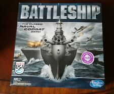 Battleship - The Classic Naval Combat Strategy Board Game from Hasbro Games NEW