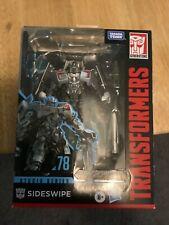 Transformers Studio Series 78 ROTF Deluxe Sideswipe! Revenge Of The Fallen