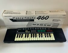 Vintage Realistic / Tandy /Casio Concertmate 460 Electronic KeyboardSynthesizer