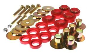 Energy Suspension 3.4142R Body Mount Set Fits Camaro Chevy II Firebird Nova