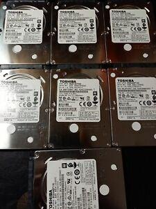 Disque Dur 500go Toshiba 2''5 Sata III 5400 RPM