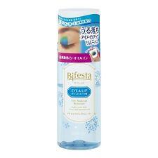 Japan Bifesta Eye&Lip Makeup Remover make your skin 145ml From Japan